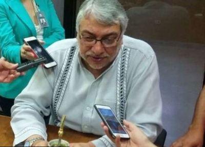 """Lugo : """"Lucha contra el EPP es compleja"""""""
