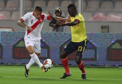 "Perú-Colombia: ""Antideportivo pero no ilícito"""