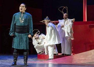 Coro y orquesta presentan ópera Turandot,  de Puccini