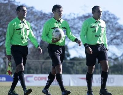 Reserva: Designados los árbitros para fecha 13