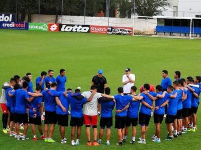 Independiente CG se prepara para jugar ante el Indio