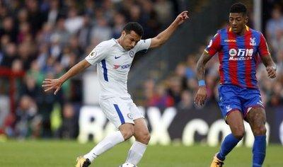 El Chelsea naufraga en Selhurst Park sin Morata ni Kanté