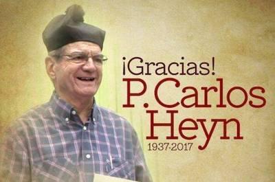 Un salesiano partió al cielo: fallece el padre Carlos Heyn