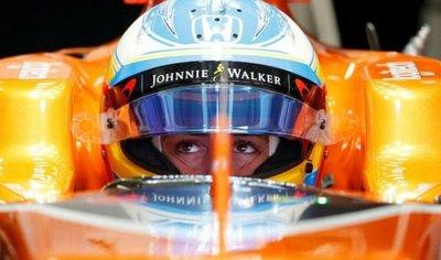 Alonso: Cuando tengamos suerte estaremos en los puntos