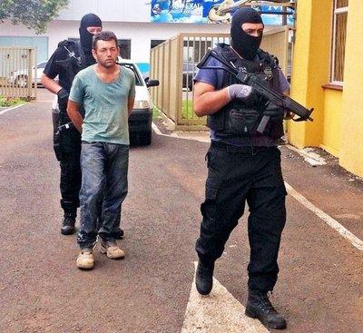 Fiscalía de Brasil dictamina extradición de Flavio Acosta