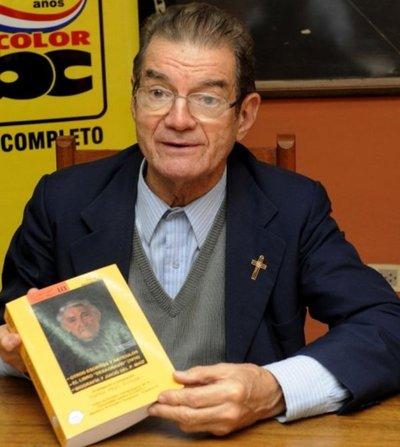Falleció el sacerdote Carlos Heyn, canonista y reconocido historiador