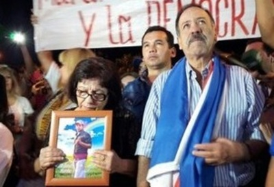 Padre de Rodrigo Quintana se postula como precandidato a senador