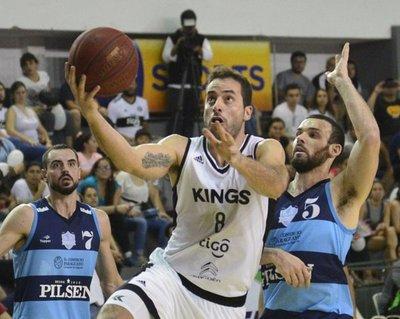 Ventaja para Olimpia Kings