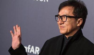 Jackie Chan en la serie propia de dibujos animados
