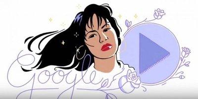 ¿Por qué Google recuerda a Selena?