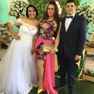 Franchesca Galatticausa revuelo en boda