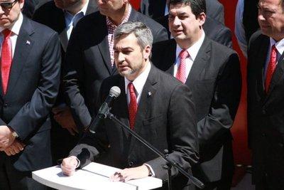Paraguay necesita un líder, no un gerente, dice Marito