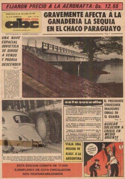18 de octubre de 1967