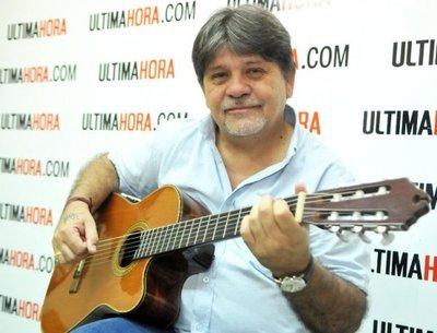 Ricardo Flecha ofrece un canto por Cuba