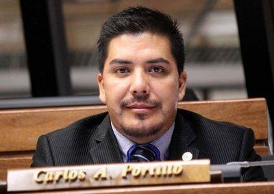 La felicitación de Portillo a Peña es viral