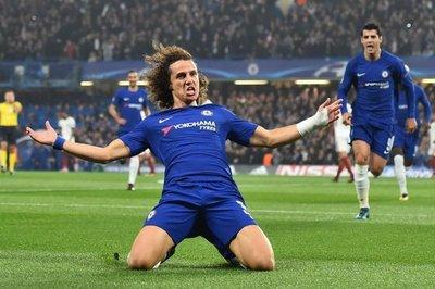 Chelsea y Roma empatan en un partidazo