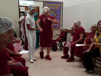 En Caaguazú operan a 75 pacientes con diagnóstico de catarata