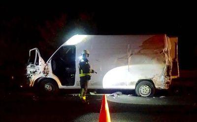 Mueren dos paraguayos atropellados en autovía española