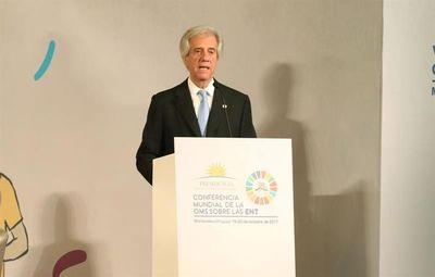 Montevideo es sede de Conferencia Mundial sobre Enfermedades No Transmisibles