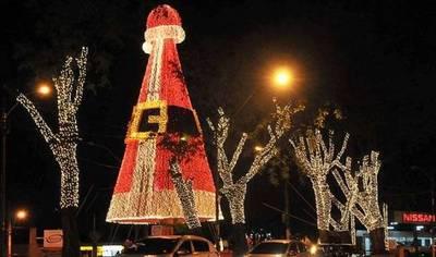 ¿El arbolito navideño de la Recoleta dice adiós? no renovarían contrato