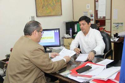 Impugnan candidatura de Petta para la Gobernación de Central