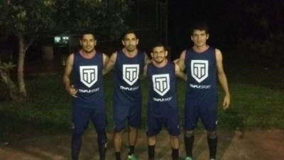 Campeonato de Fútbol de Salón en Minga Guazú comienza este sábado