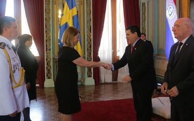 Nuevos embajadores concurrentes ante Paraguay fueron presentados esta mañana