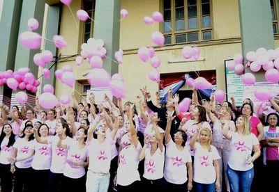 Conmemoraron el Día Mundial del Cáncer de Mama