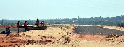 En Costanera Norte, el viaducto está en fase de estudios de suelo