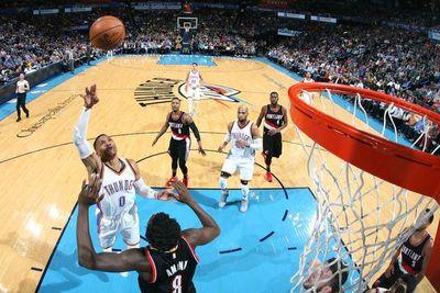 Oklahoma City Thunder aplasta a los Knicks en la NBA