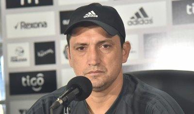 Bobadilla: Olimpia te obliga a no cometer errores