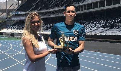 Gatito Fernández, el mejor arquero del fútbol brasilero