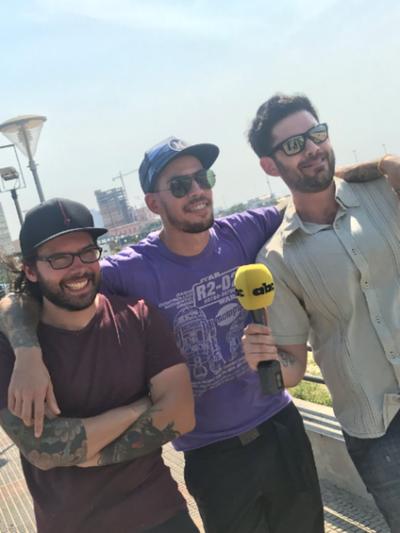 """Villagrán Bolaños, The Crayolas y Karma en """"Antes que Arda"""""""