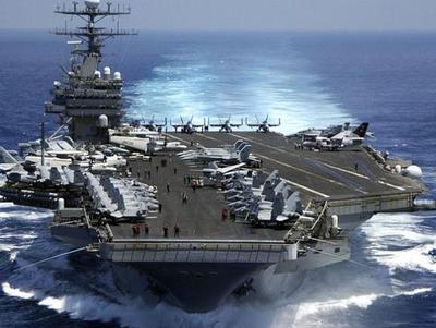 Bochorno: Flota de EE.UU que tenía que mostrar los dientes a Corea tomó otro rumbo