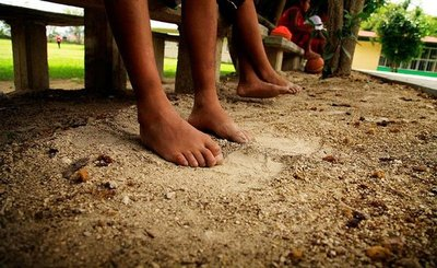 La casa del terror  horroriza a Colombia