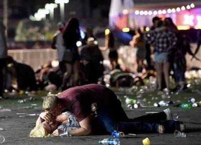 Tiroteo en Las Vegas dejó al menos 58 muertos y más de 500 heridos
