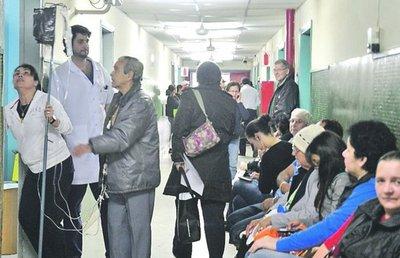 Pacientes oncológicos de IPS reclaman fármacos