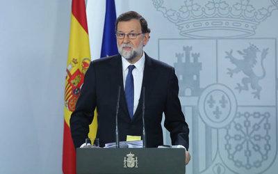 Rajoy tomará el control de Cataluña y convocará a elecciones