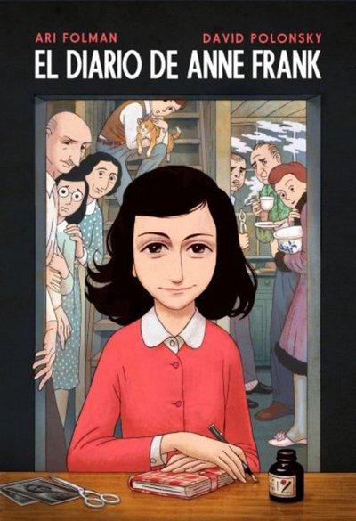 Ana Frank cobra vida en viñetas para jóvenes