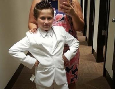 Iglesia Católica niega comunión a niña por querer ir vestida con traje blanco