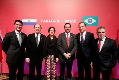 Autoridades buscan la presencia de inversiones brasileñas en el país
