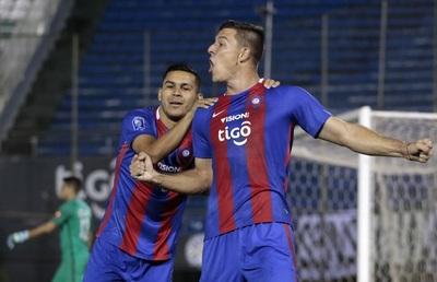 En vibrante partido Cerro Porteño venció por 3-2 a Libertad