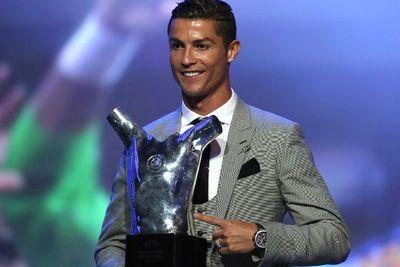 Los premios FIFA 'Best' se entregan con CR/ como favorito