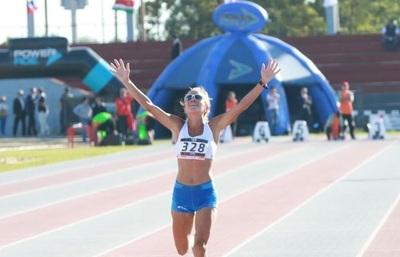 Paraguay inicia con oro el sudamericano de atletismo