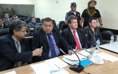 Inició juicio contra 'Neneco' Acosta por crimen de Pablo Medina