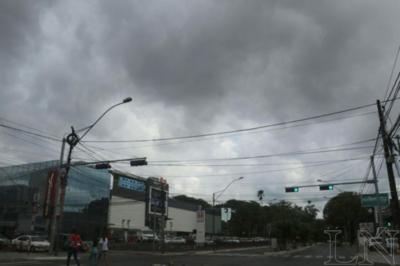 Aviso Meteorológico: lluvias, granizos, vientos fuertes y tormenta