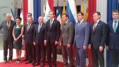 Rusia, interesado en instalar zona de ensamblaje comercial en Paraguay