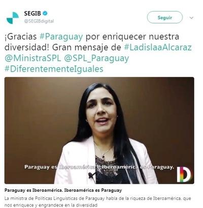SPL se une a campaña iberoamericana de diversidad