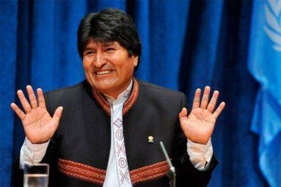 Un 68 % de bolivianos rechaza candidatura de Morales