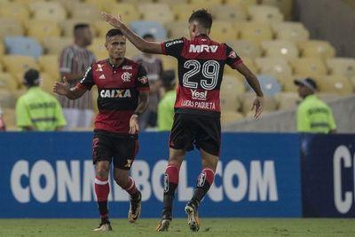 Copa Sudamericana: Independiente y Flamengo ganan de visitante